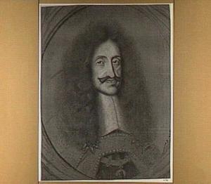 Portret van een ridder in de orde van het Gulden Vlies