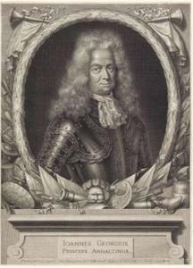 Portret van Johaan George II van Saksen (1613-1680)