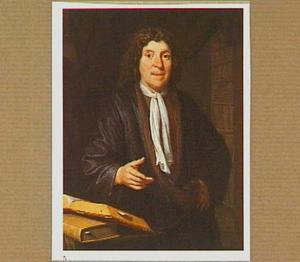 Portret van Cornelius van Acker, predikant te Delft
