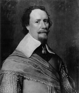 Portret van een man, mogelijk Willem Pijnssen van der Aa (....-1637)