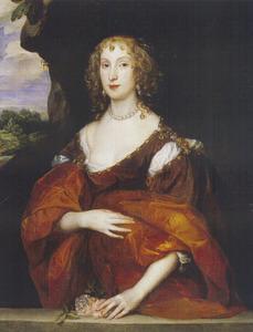Portret van Mary Hill, Lady William Killigrew