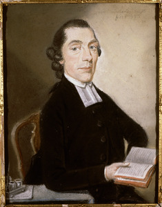 Portret van Conradus Leemans (1739-1810)