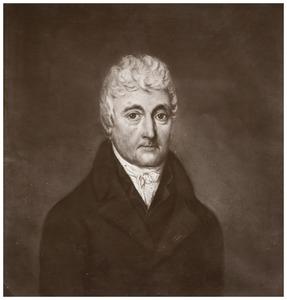Portret van Willem Nicolaas de Pesters (1754-1831)