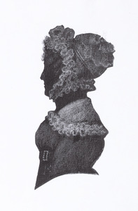 Portret van Anna Maria Theodora Jutting (1785-1855)