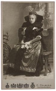 Portret van Annie Liebert