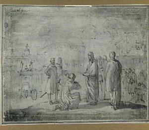 Christus en de Kanaänitische vrouw (Mattheus 15:22-28)