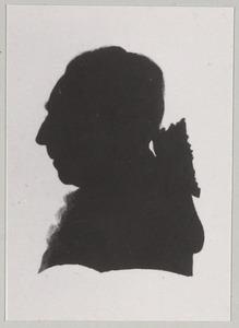 Portret van Paulus Changuion (1733-1804)