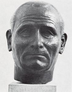 Portret van Reindert Juurt Draijer (1899-1986)