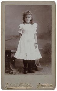 Portret van Cornelia Maria van Heurn (1895-1967)