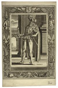 Portret van Dirk II van Holland (0930-0988)