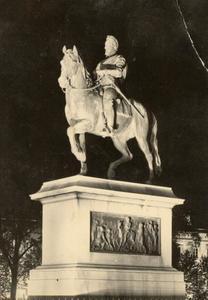 Standbeeld van Henri IV op de Pont-Neuf