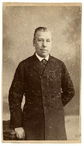 Portret van Hollert