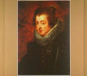 Portret van Elisabeth van Bourbon (1602-1644), koningin van Spanje