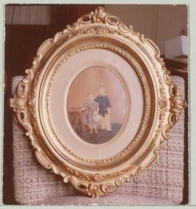 Portret van Johannes Deking Dura (1853-1937) en Johanna Christina Deking Dura (1855-1920)