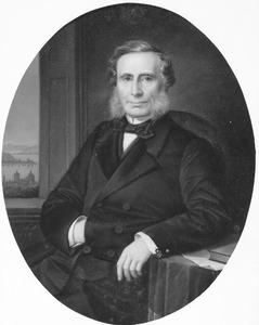 Portret van Jan Andre van Westrenen (1806-1870)