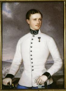 Portret van Carl Johann Ludwig Arnold Taets van Amerongen (1828-1907)