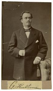Portret van G. Hultman