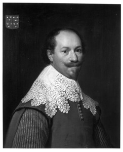 Portret van Philips Doubleth (1590-1660)