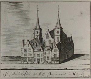 De Paulusabdij in Utrecht