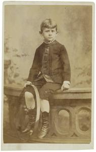 Portret van Gerard Cornelis Douwes Dekker (1876-1944)