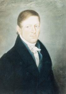 Portret van Klaas Brantjes ( -1869)