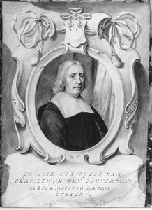 Portret van Cornelis van Deuverden van Kragtwijck (....-1670)
