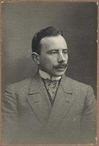 Portret van Klaas Meines (1888-1968)