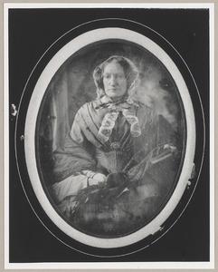 Portret van Louisa Juliana Francisca van der Heyden (1798-1859)