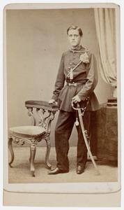 Portret van J.W.A. Werleman
