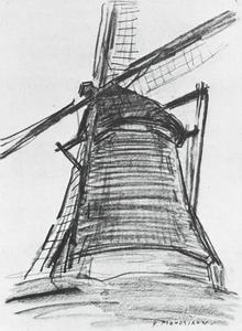 Windmill at Blaricum