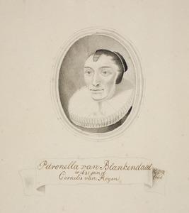 Portret van Aletta van Rijnevelt (....-....)