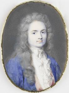 Portret van Christoffel Bernhard Julius von Schwartz (1676-1754)