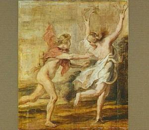 Apollo en Daphne (Ovidius, Metamorfosen, I, 452-552)