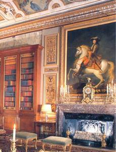 Ruiterportret van Koning Lodewijk XIV
