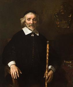 Portret van Dirck van Os (1590-1668)