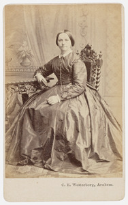 Portret van C.M.E. Gosenson
