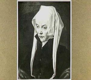 Portret van Sophia van Amerongen (?-?)