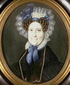 Portret van Anna Maria Bentinck (1787-1848)