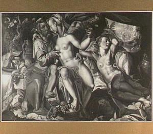 Lot en zijn dochters (Genesis 19:31-38)