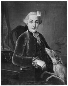 Portret van George Clifford (1743-1776)