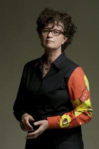 Portret van Cecile van der Heiden