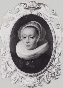 Portret van Heilwich (Helena) van Foreest (1576-1645)