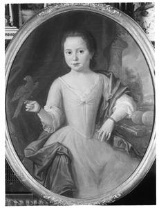 Portret van Anna Jacoba Bosch