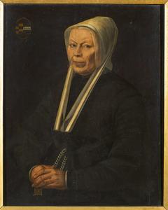 Portret van Maria Holesloot (....-....)