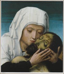 Pietà: de bewening van Christus door Maria
