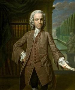 Portret van Nicolaas van der Dussen (1718-1770)