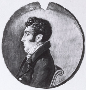 Portret van Frederik Willem van Limburg Stirum (1774-1858)