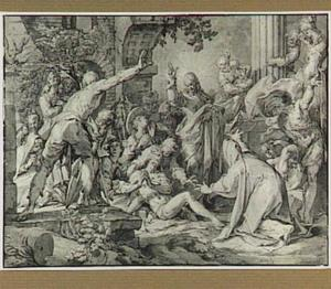 De opwekking van Lazarus (Johannes 11:1-44)
