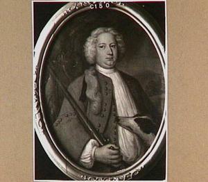 Portret van Herman Arnoldus Gerlings (1700-1749)