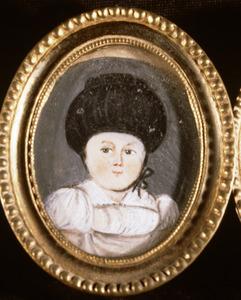 Portret van Dirk Cornelis Leemans (1816-1845)